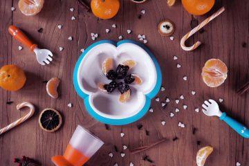 Mandarinen Snack Idee Weihnachten mit Kindern