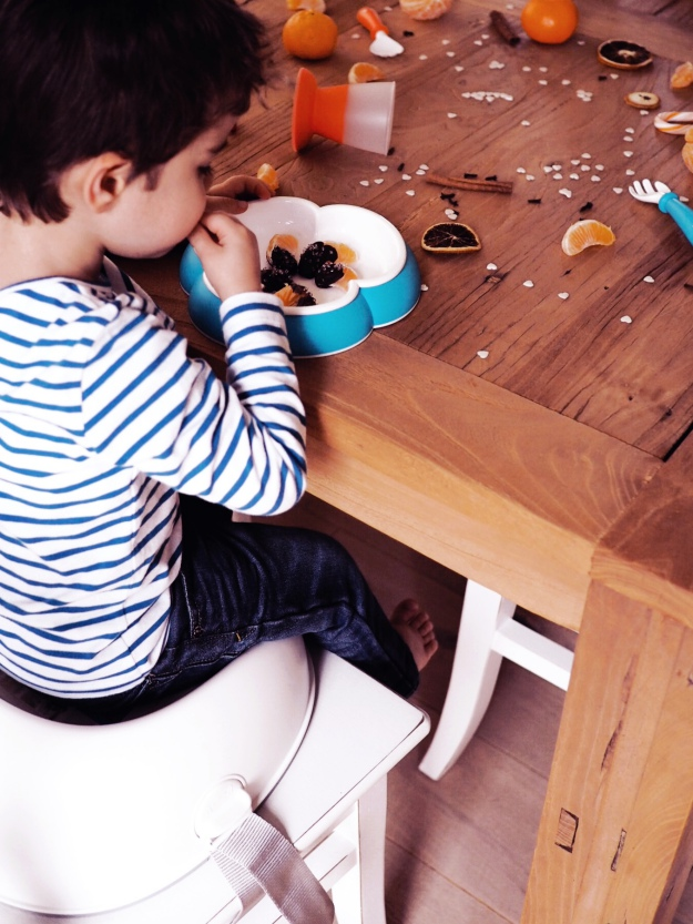 Mandarinen mit Schokolade ueberzogen Rezept Weihnachten