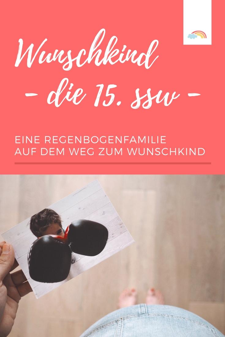 Unser Weg zum Wunschkind: ICSI, Kryo und ein Wunder geschieht - eine Regenbogenfamilie bekommt ein Baby #wunschkind #schwangerschaft #schwanger #icsi #kinderwunsch #15ssw