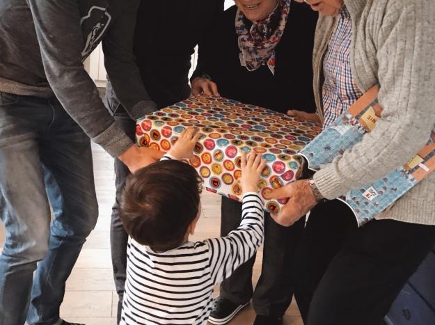 Geburtstag mit dem Grüffelo Feiern Ideen Rezepte Deko