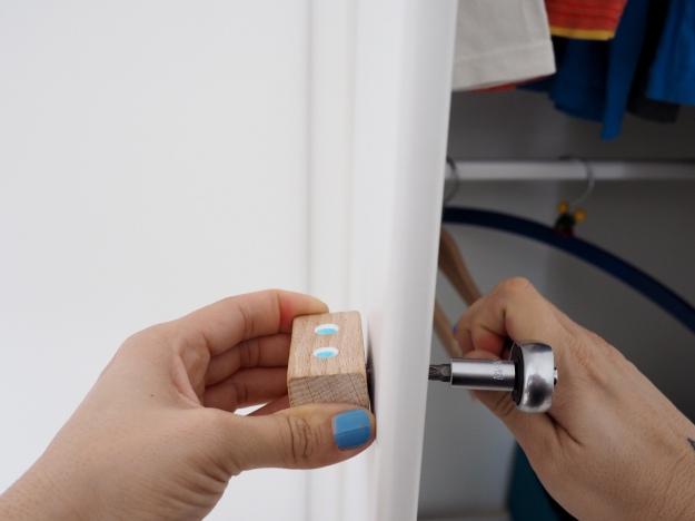 Bauklötze Upcycling selber machen DIY Kinderzimmer