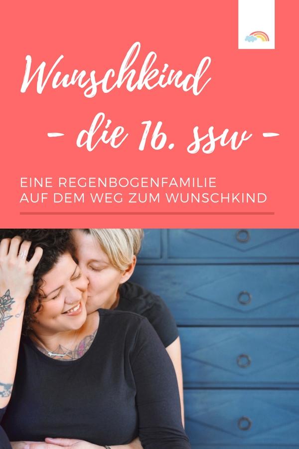 Eine Regenbogenfamilie auf dem Weg zum Wunschkind - die künstliche Befruchtung bei lesbischen Paaren #ICSI #Kryo #kiwuklinik #kinderwunsch #schwangerschaft
