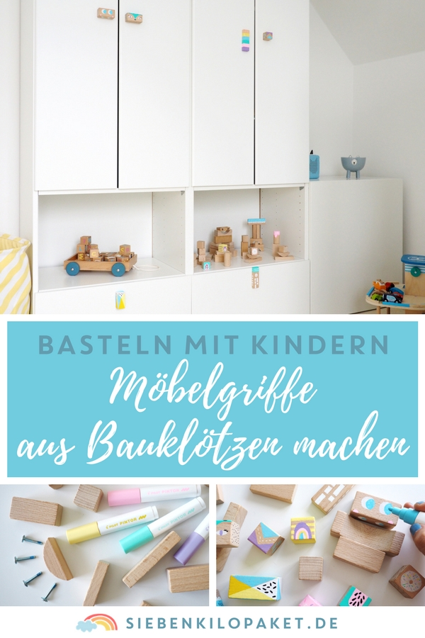 m belgriffe selber machen kinderzimmer diy baukl tze anmalen werbung der blog f r. Black Bedroom Furniture Sets. Home Design Ideas