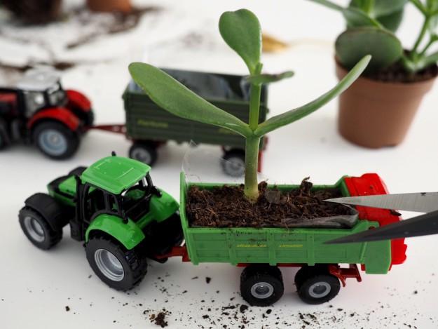 Spielzeugautos basteln DIY