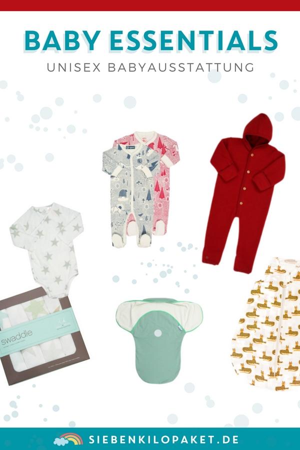Junge oder Mädchen? Unisex Erstausstattung & neutrale Babysachen ...