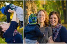 Kinderwunsch bei lesbischen Paaren Regenbogenfamilie