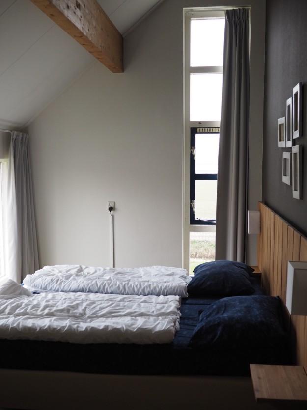 Schlafzimmer Ferienhaus Landal Ooghduyne Nordsee