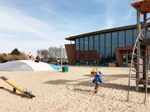 Ferienpark Landal Beach Resort Ooghduyne an der Nordsee mit Kindern besuchen unser Reisebericht