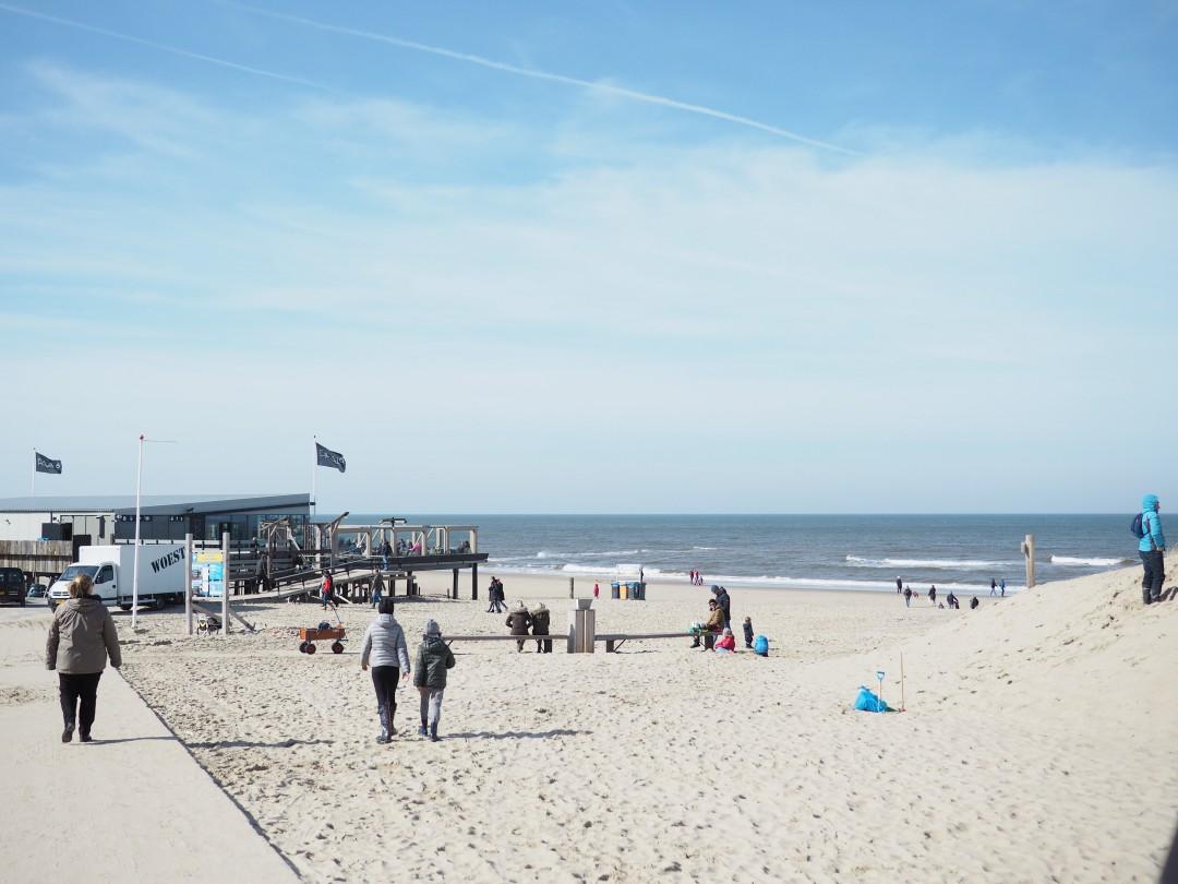 Nordsee mit Kindern am Strand Ooghduyne Strandhaus Landal Erfahrungen