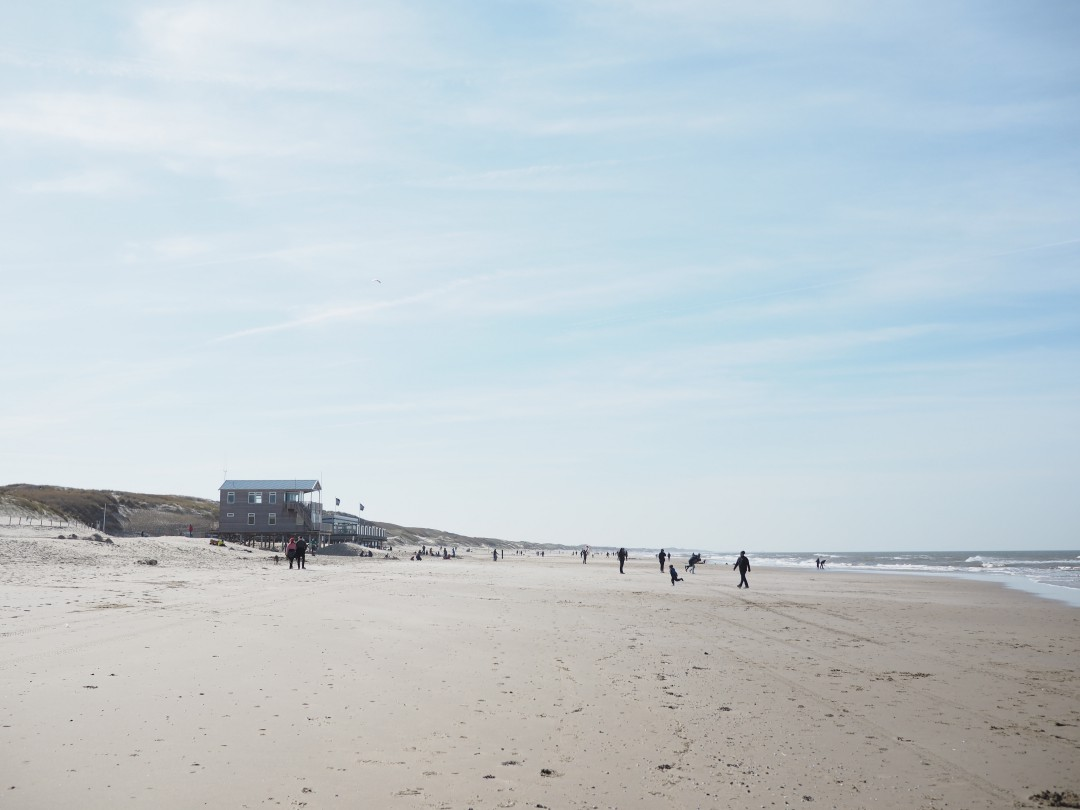 Ferienhaus Strandhaus Ooghduyne Erfahrung Strand Nordsee