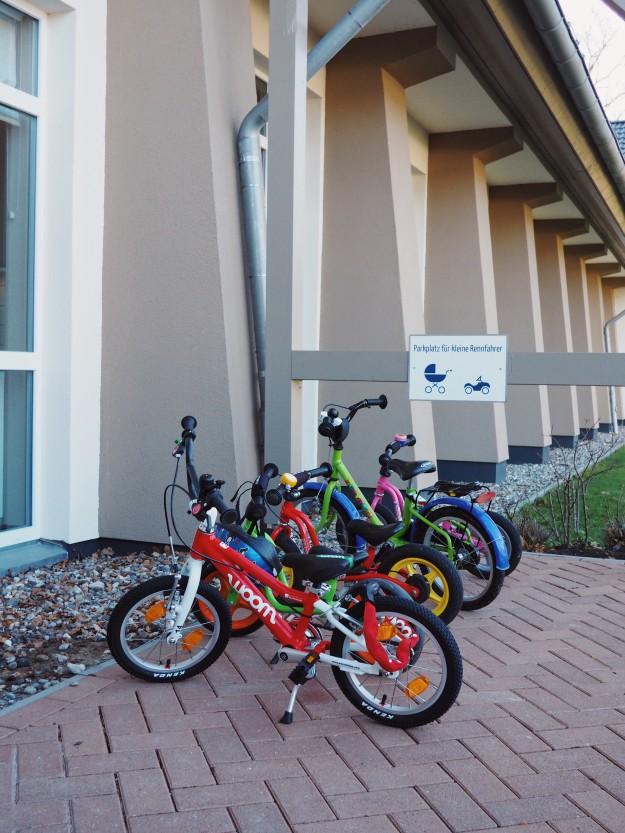 Ab wann erstes Fahrrad Kinderrad 14 Zoll