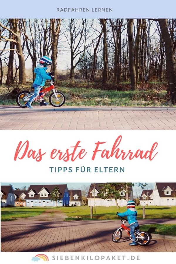 Ab wann erstes Fahrrad? Radfahren lernen - Tipps für Eltern - warum es so wichtig ist auf die Kinder zu hören #radfahren #erstesfahrrad