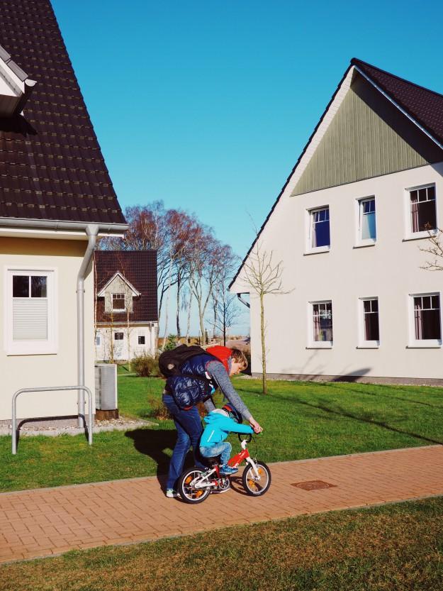 Fahrradfahren lernen - welches ist das beste erste Fahrrad