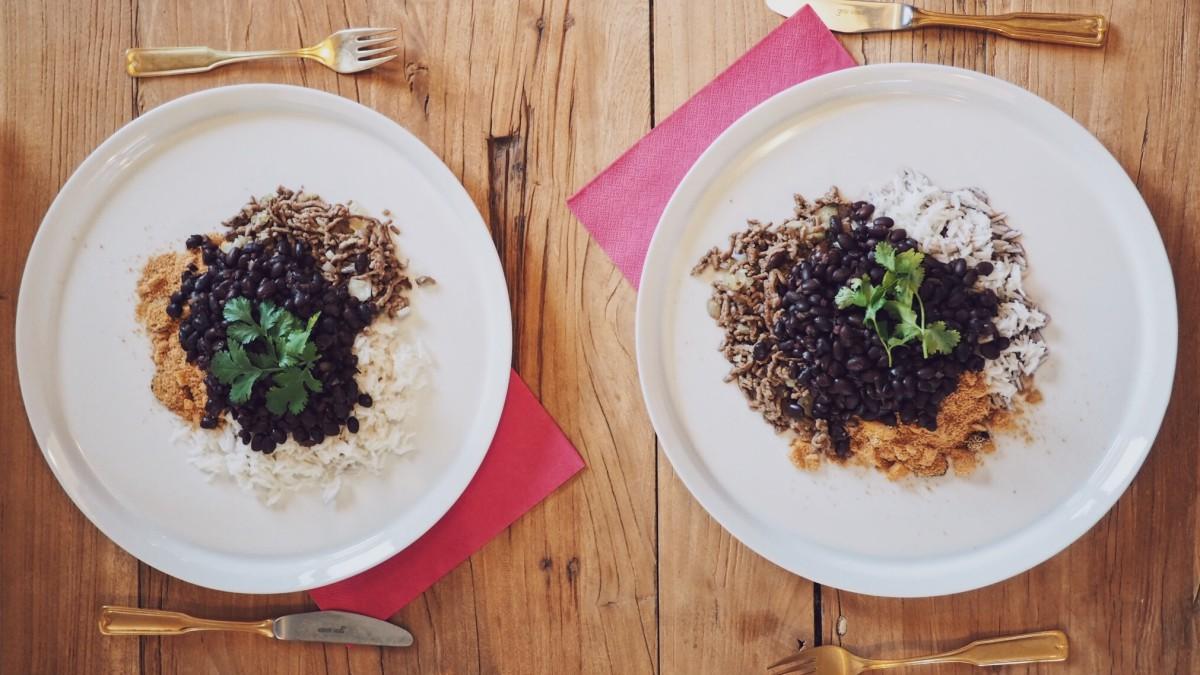 Feijoada Brasileira Rezept schnell und einfach ohne Schnellkochtopf