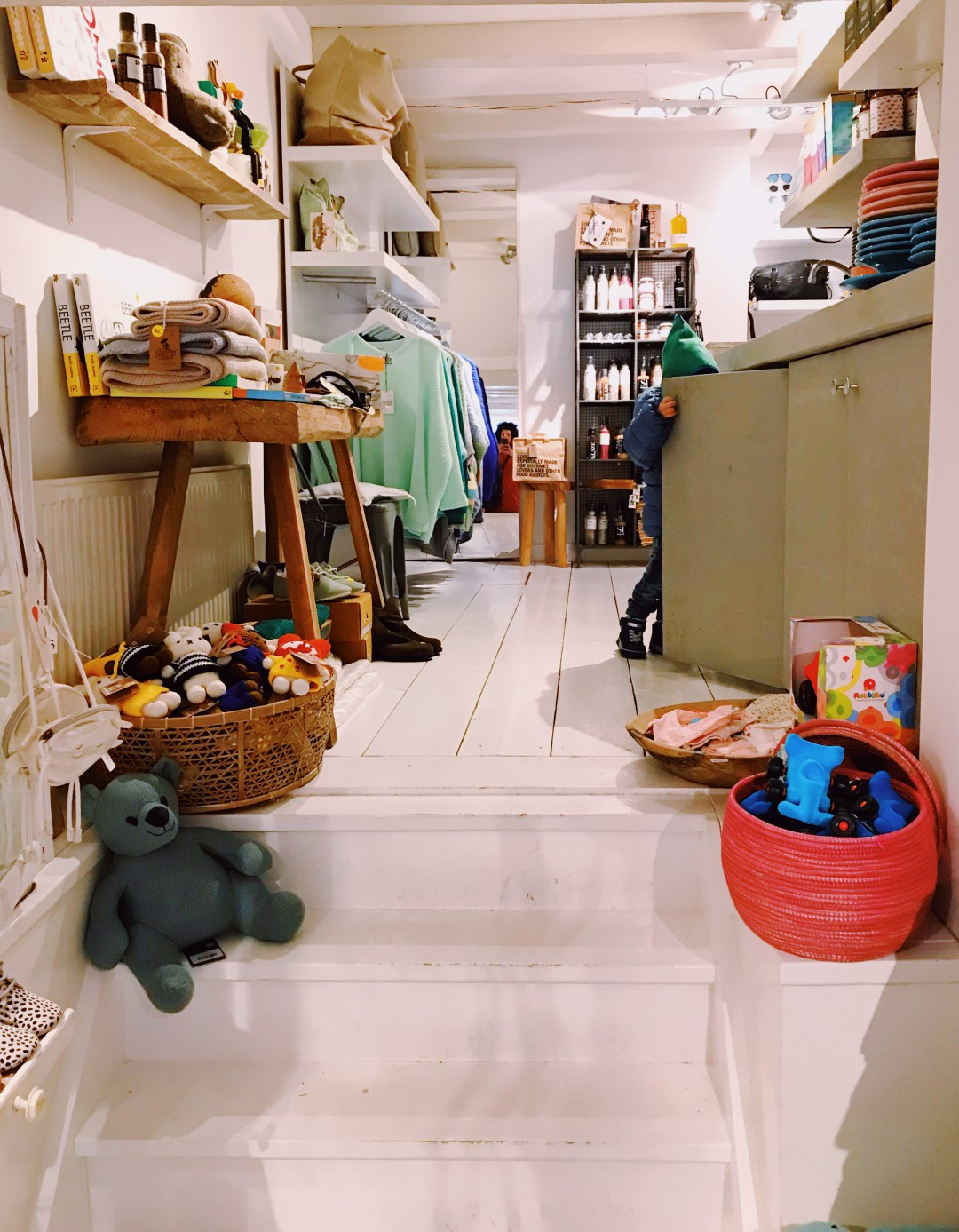Kids Concept Stores Amsterdam mit Kindern shoppen gehen