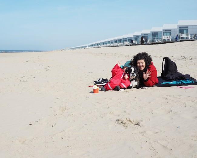 Familienurlaub mit Kind und Hund - die 24. SSW - Schwanger reisen