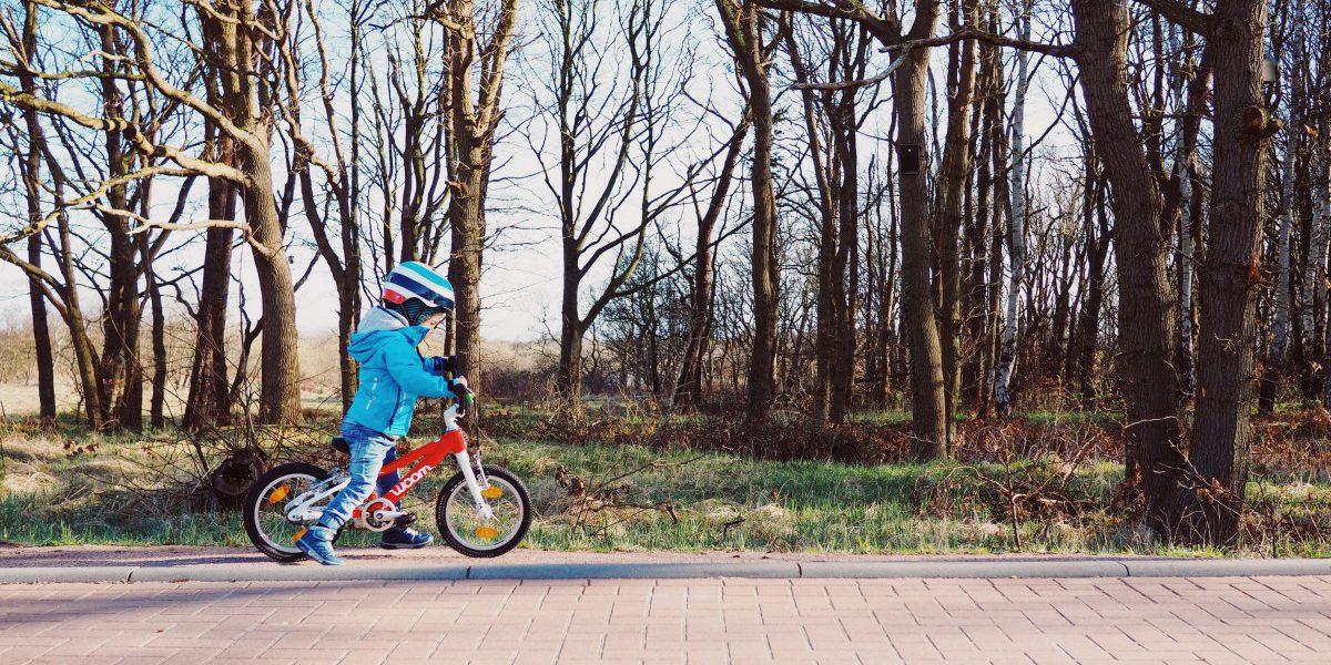 Kinderleicht Fahrradfahren lernen wann das erste Fahrrad - 14 Zoll Kinderrad