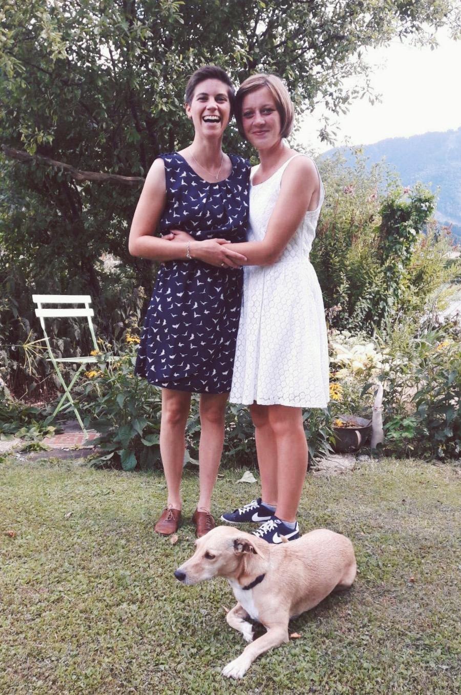 Kinderwunsch bei lesbischen Paaren Interview Regenbogenfamilien