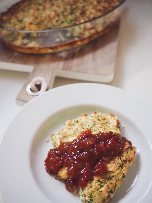 Rezept Tomatenmarmelade auf Zucchinisouffle