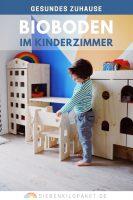 Gesunder Fußboden Kinderzimmer - Bioboden im Kinderzimmer gesundheitlich unbedenklich