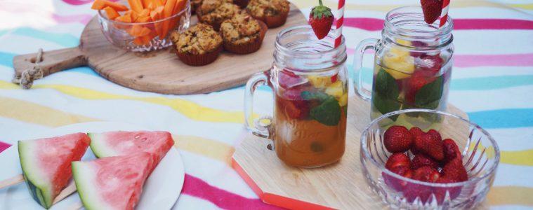 Picknick Rezepte & Ideen - Picknick mit Kindern