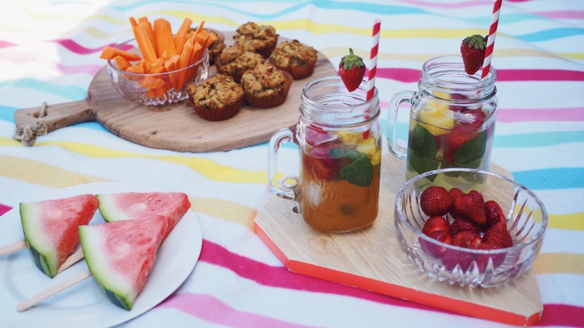 Picknick rezepte ideen picknick mit kindern der blog f r regenbogenfamilien - Picknick ideen ...
