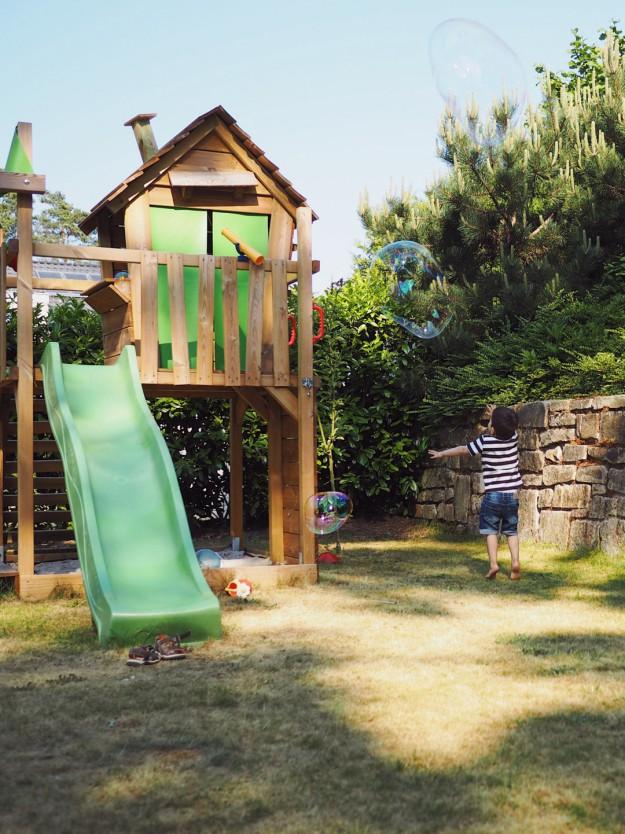 Picknick im Garten Picknick mit Kindern Ideen