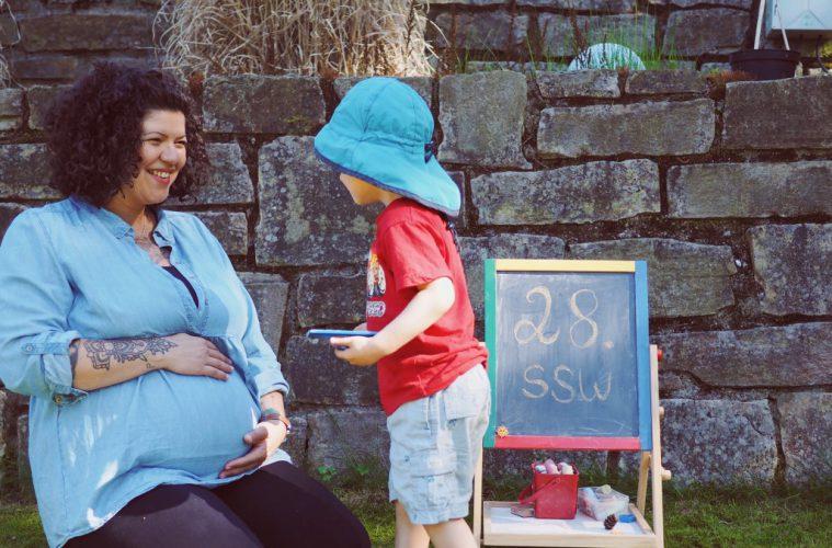 Schwangerschaft Präeklampsie Notch beidseitig Gedanken Sorgen und Hoffnung