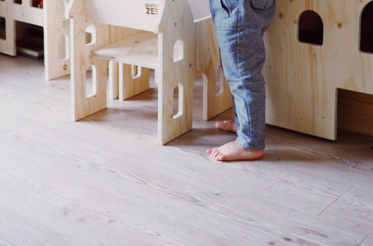 Bioboden im Kinderzimmer verlegen ja oder nein