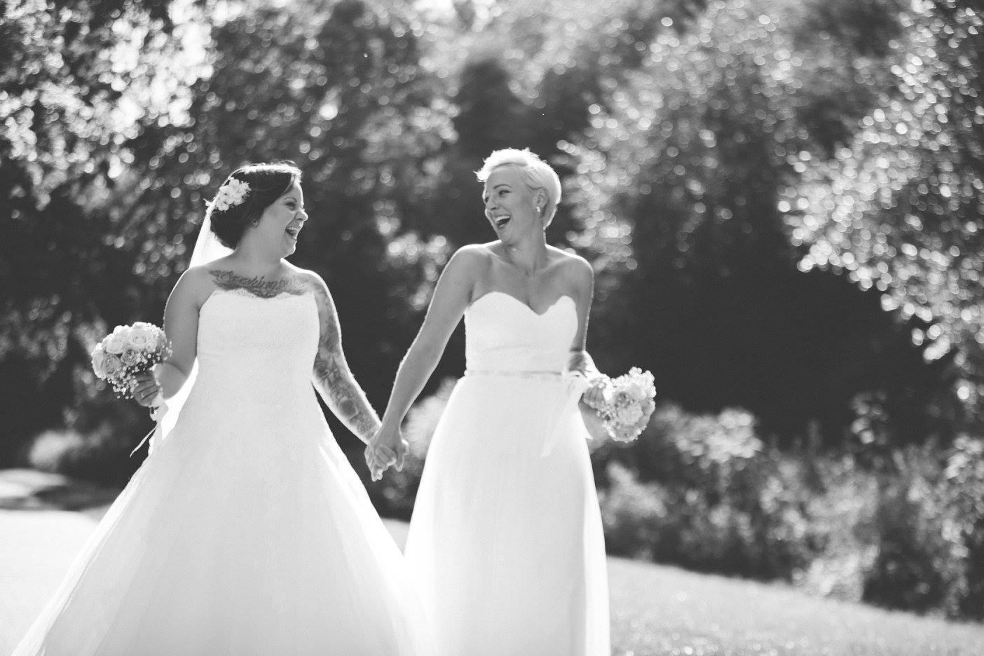 Lesbische Hochzeit Familiengründung bei Lesben