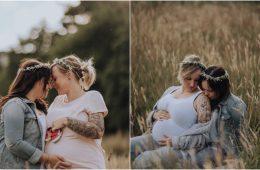 Regenbogenfamilie Interview zwei Frauen Kinderwunsch Lesben