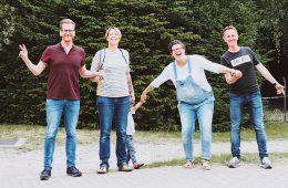 Regenbogenfamilien - Kinderwunsch bei Lesben - wenn Homosexuelle eine Familie gründen