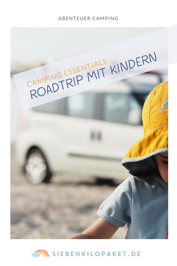 Camping mit Kindern - Campingausstattung für den Familienausflug - Glamping Essentials
