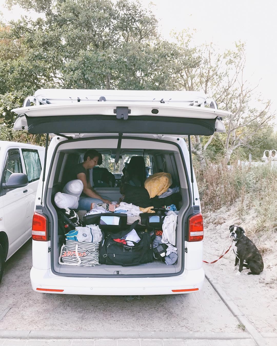 Camping mit Kindern Glamping Sankt Peter Ording Familienurlaub mit Hund