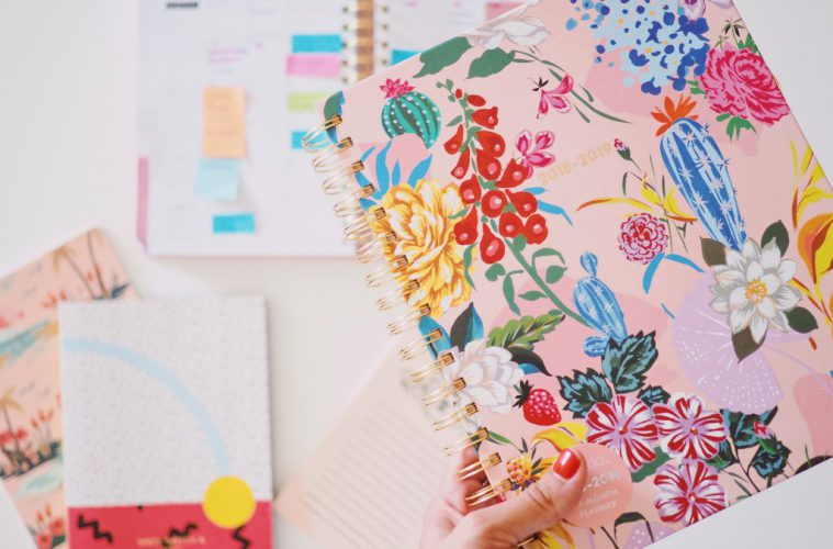 Die schönsten Kalender für 2019 - gut organisiert durch das neue Jahr
