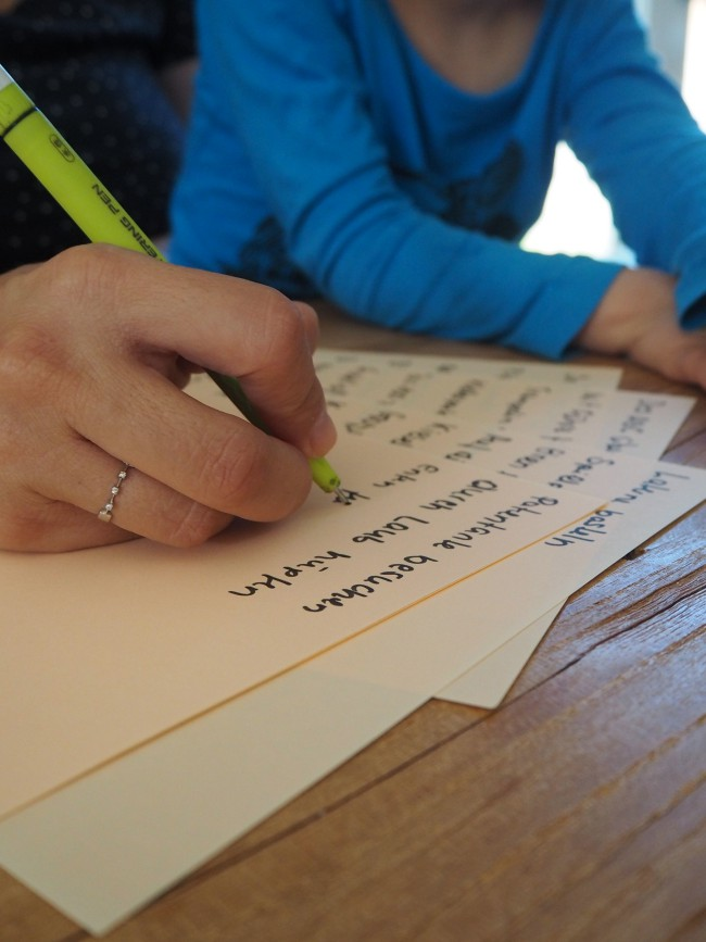 Bucket List für den Herbst mit Kindern - 90 Ideen