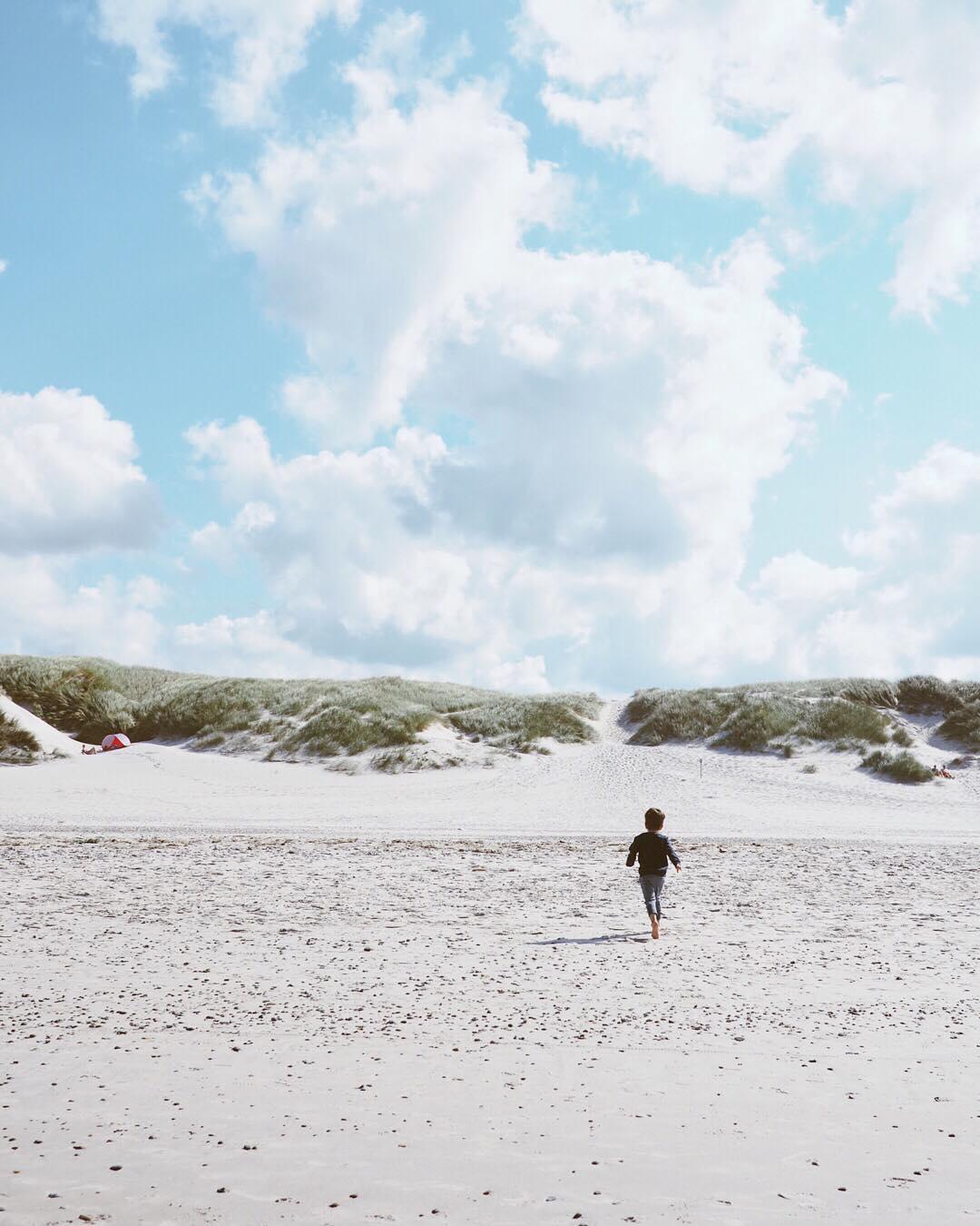Familienurlaub an der Nordsee - Henne Strand Dänemark