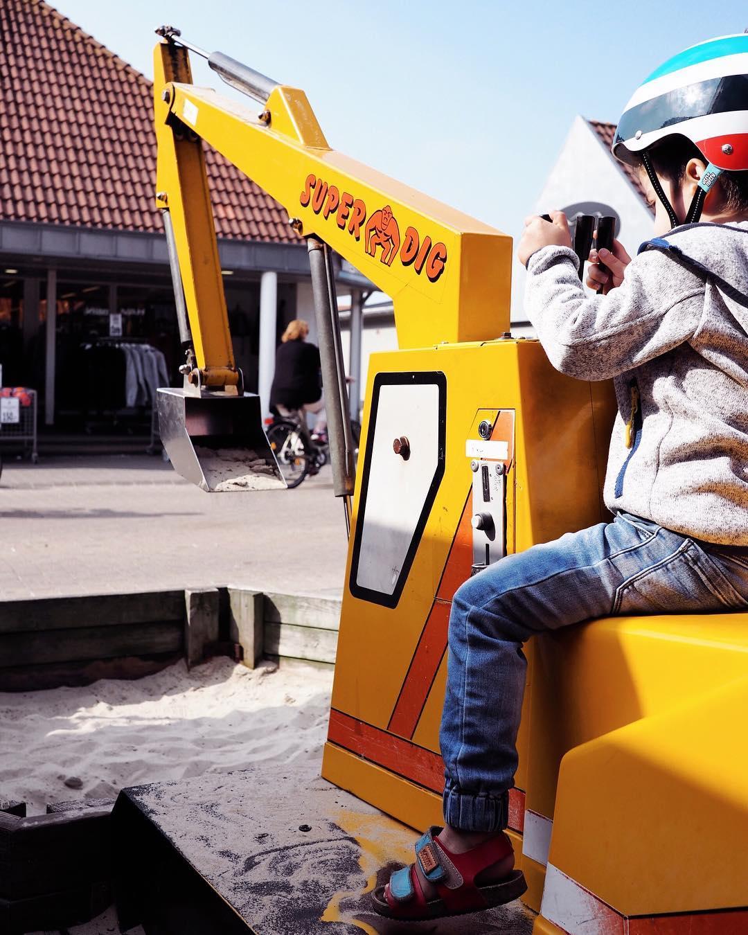 Familienurlaub in Dänemark - Henne Strand mit Kindern