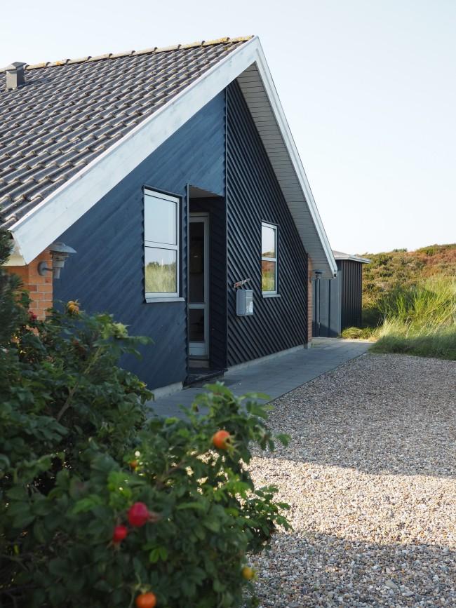 Familienurlaub in Dänemark - unser Ferienhaus in Henne Strand it Pool
