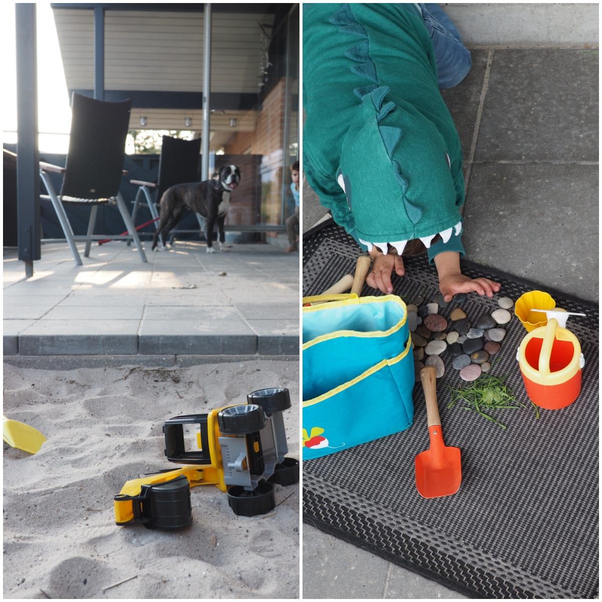 Familienurlaub in Henne Strand - Ferienhaus mit viel Platz für Kinder und Hund
