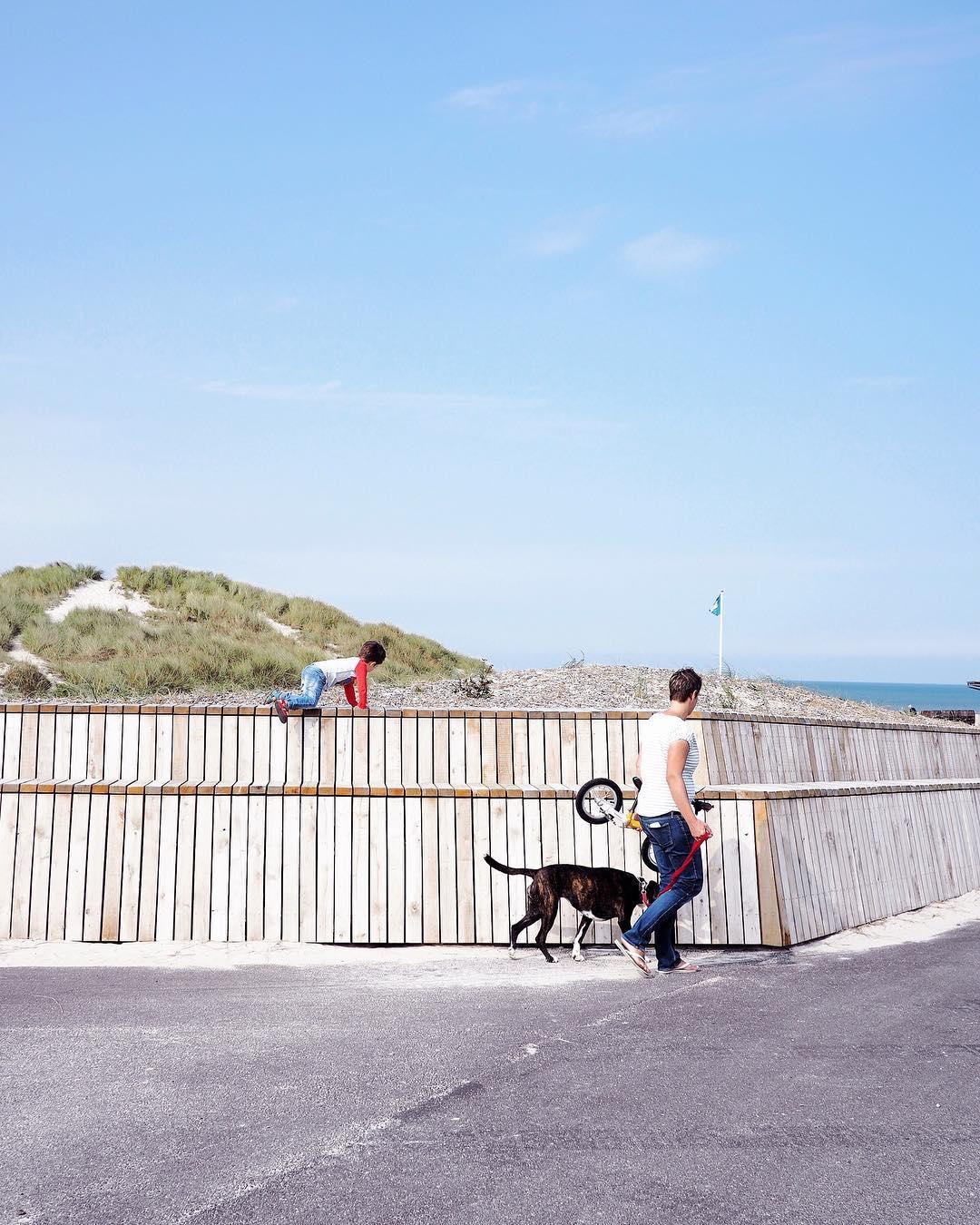 Henne Strand mit Kindern - Urlaub in Dänemark für Familien