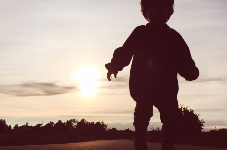 Herbst mit Kindern Herbstmode für den Übergang