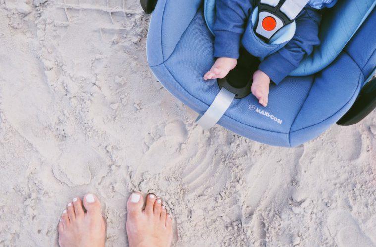 Sicheres Reisen mit Kindern - welche Babyschale ist die Richtige - Babyschale für Frühchen
