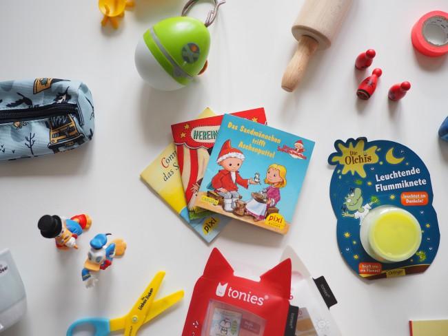 Adventskalender befüllen - Ideen für 4-Jährige Kinder Adventskalender unisex