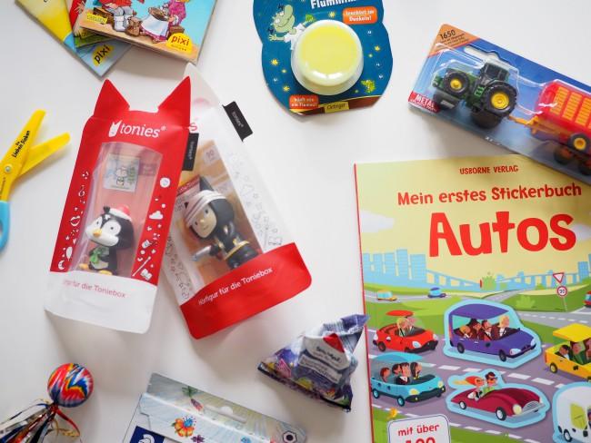 Adventskalender für Kinder füllen - 24 Geschenkideen