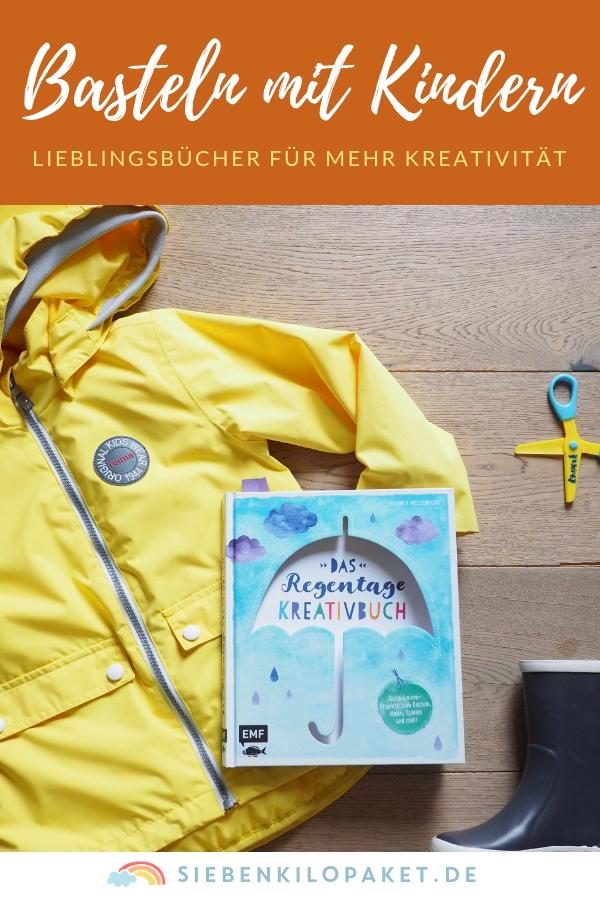 Basteln mit Kindern - Bastelbücher für den Winter mit Kindern #basteln #bastelnmitkindern #diykids
