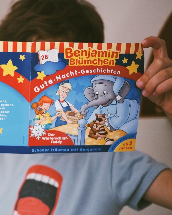 Benjamin Blümchen Gute Nacht Geschichten CD