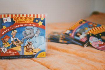 Benjamin Blümchen Gute Nacht Geschichten CD Hörspiel