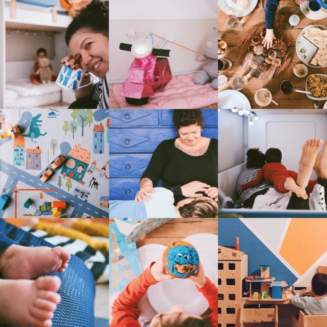 Rückblick Dezember 2018 - eine Regenbogenfamilie