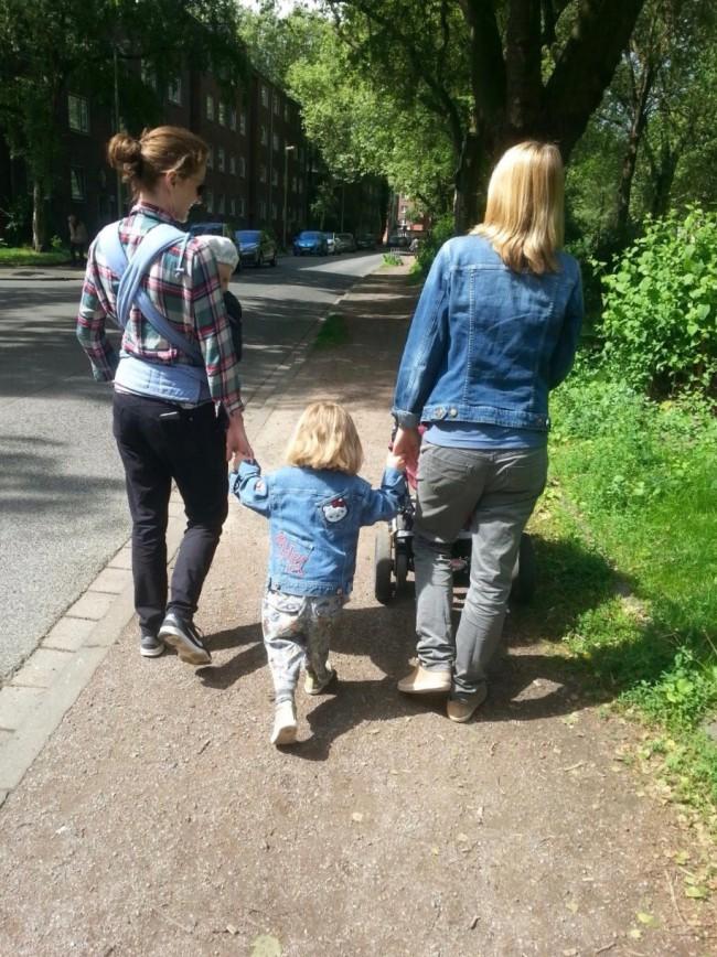 Familienleben Regenbogenfamilie Blog Interview
